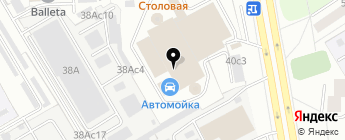 РЕМЗОН на карте Москвы