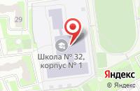 Схема проезда до компании Идеал в Подольске