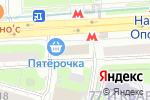 Схема проезда до компании МВО в Москве