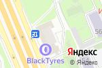 Схема проезда до компании Почтовое отделение №125212 в Москве
