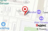 Схема проезда до компании Столичный стиль в Москве