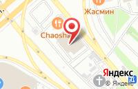 Схема проезда до компании Фирма Рус-Лан в Москве
