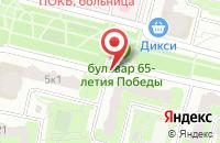 Схема проезда до компании ПОДОЛЬСКОЕ БЮРО НЕДВИЖИМОСТИ в Подольске