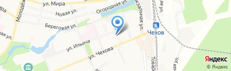 Диалог-М на карте Чехова