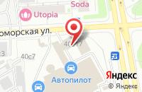 Схема проезда до компании Издательство «Свет» в Москве