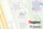 Схема проезда до компании ЭМСпорт в Москве