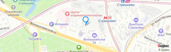 проезд Красногорский 4-й