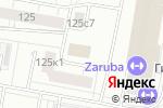Схема проезда до компании PRO100ICE в Москве