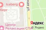 Схема проезда до компании AME в Москве