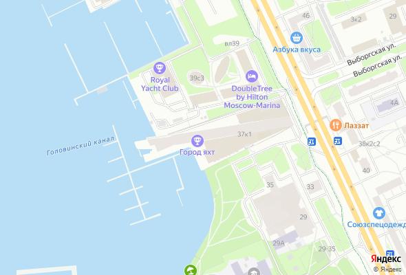 ЖК Город Яхт