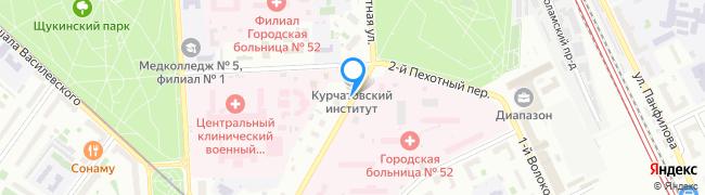 Пехотная улица