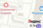 Схема проезда до компании Скинкеа в Москве