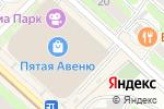 Схема проезда до компании Enjoyprint в Москве
