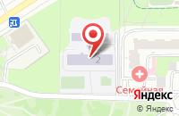 Схема проезда до компании Термоконсалт в Федюково