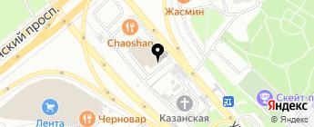 АвтоСпецЦентр на карте Москвы