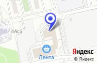 Схема проезда до компании ПТФ БИ МАНН в Москве