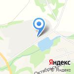 Фора-1 на карте Ленинского
