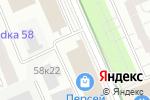 Схема проезда до компании Alpex в Москве