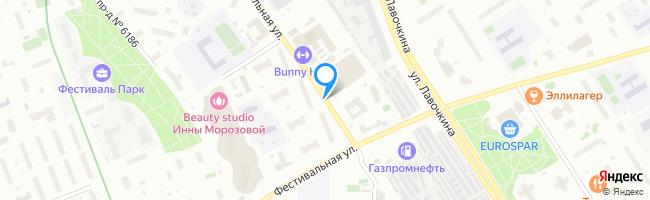 Смольная улица
