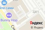Схема проезда до компании ReMod в Москве