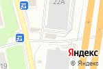 Схема проезда до компании AUTOHIMKI в Москве