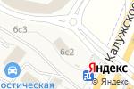 Схема проезда до компании АВТОКРУГ-СЕРВИС в Москве
