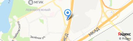 Городской ипотечный центр на карте Химок