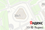Схема проезда до компании CHOKO в Москве