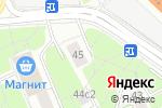 Схема проезда до компании МГСА, РОО в Москве
