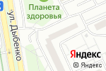 Схема проезда до компании КлиматСтолица в Москве