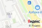 Схема проезда до компании Ломбард 583 в Москве