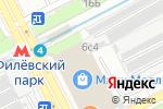 Схема проезда до компании Only for you в Москве