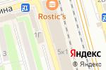 Схема проезда до компании Магазин часов в Лобне
