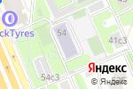 Схема проезда до компании Средняя общеобразовательная школа №224 с дошкольным отделением в Москве