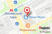 Схема проезда до компании Тотем в Москве