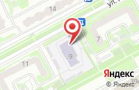 Схема проезда до компании Детский сад №59 в Подольске