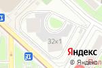 Схема проезда до компании Инфаприм в Москве