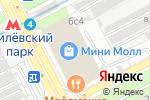Схема проезда до компании Bonetti в Москве