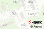 Схема проезда до компании ЕИРЦ Головинского района в Москве