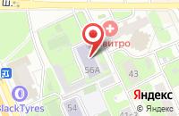 Схема проезда до компании Золотые Соколы в Москве