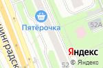 Схема проезда до компании Z-Marine в Москве