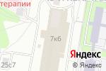Схема проезда до компании Darth Vaper в Москве