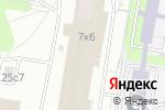 Схема проезда до компании Магазин бижутерии на ул. 26 Бакинских Комиссаров в Москве