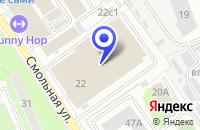 Схема проезда до компании КОНСАЛТИНГОВАЯ КОМПАНИЯ ПЛАТЕЖНЫЕ ТЕХНОЛОГИИ в Москве