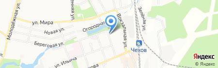 Недвижимость и право на карте Чехова