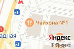 Схема проезда до компании Промсвязьбанк в Москве