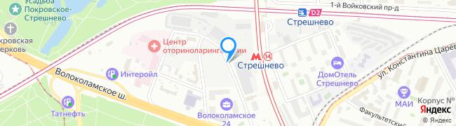 проезд Красногорский 1-й