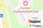 Схема проезда до компании The Chemical Journal в Москве