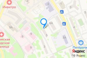 Однокомнатная квартира в Яхроме Дмитровский городской округ, улица Ленина, 5