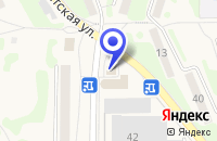 Схема проезда до компании ПРОДОВОЛЬСТВЕННЫЙ МАГАЗИН ТРУШКО А.В. в Яхроме